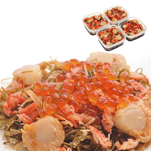 箱館海鮮松前漬 【帆立貝 いくら ずわい蟹 おいしい おすす...