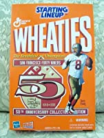 2000 NFL Wheaties Starting Lineup - Steve Young - San Francisco 49ers
