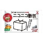 味覚糖のど飴 ニコニコ動缶 マスカット 6個入りBOX(食玩・清涼菓子)
