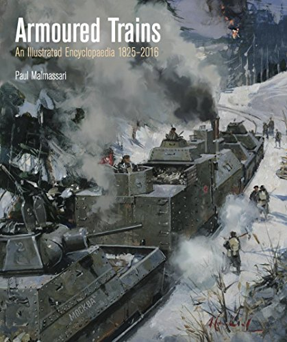 Armoured Trains (English Edition)