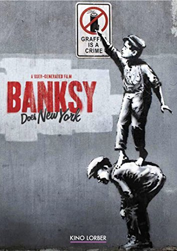 Banksy Does New York [DVD] [Import]