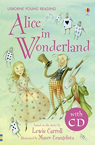 Alice in Wonderland (3.21 Young Reading Series Two with Audio CD)の詳細を見る