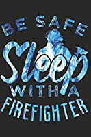 FIREFIGHTER NOTEBOOK: Firefighter Notebook the Perfect Gift Idea for Volunteer Firefighters or Firefighters Fans. The paperback has 120 white pages with dot matrix that assist you in writing or sketching.
