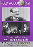 Hollywood Best Groucho Marx in You Bet Your Life [DVD]