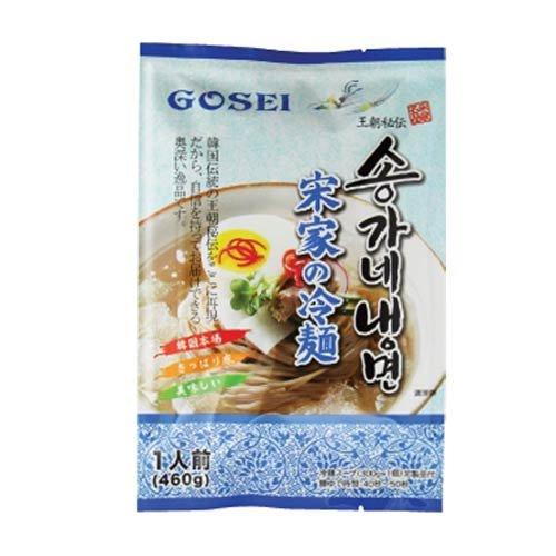 五星コーポレーション 宋家の冷麺 460g×24個