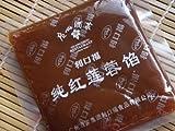 純紅蓮蓉餡(蓮の実べにあん)  蓮の実100%  最高品質中国餡子