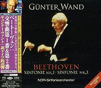 ベートーヴェン:交響曲第1番&第2番[1997年&1999年ライヴ]
