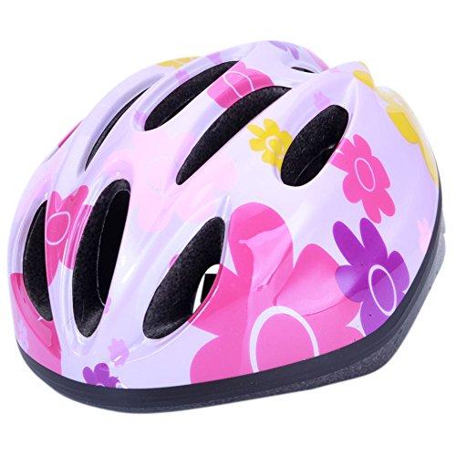 キッズヘルメット 通勤通学 子ども用 安全 自転車 軽量 プ...