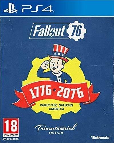 Fallout 76 Tricentennial Edition (PS4) (輸入版)