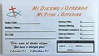 Sobre Bilingue Para Diezmos y ofrendas ( 250UNIDADES )