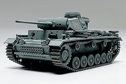 1/48 ミリタリーミニチュアコレクション 3号L型ヘルマンゲーリング戦車連隊 26520