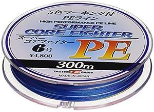 プロマリン(PRO MARINE) スーパーコアファイターPE 300M 6号 ALA300-6