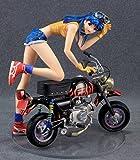 新世紀エヴァンゲリオン 1/6 葛城ミサト バイクミサト ver. WF 2001(夏) ガレージキット 一点物 塗装済完成品