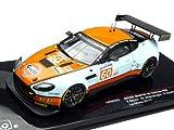 ixo 1/43 アストンマーチン V8 ヴァンテージ LM2011 #60