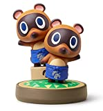 amiibo Mamekichi & Tsubukichi (Animal Crossing) Japan import. [並行輸入品]