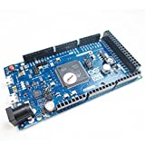 HiLetgo DUE R3 ARM 32Bit AT91SAM3X8EA Arduino DUEと互換 ケーブル付き [並行輸入品]
