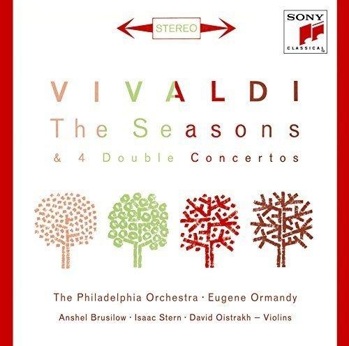 ヴィヴァルディ:四季&2つのヴァイオリンのための協奏曲の詳細を見る