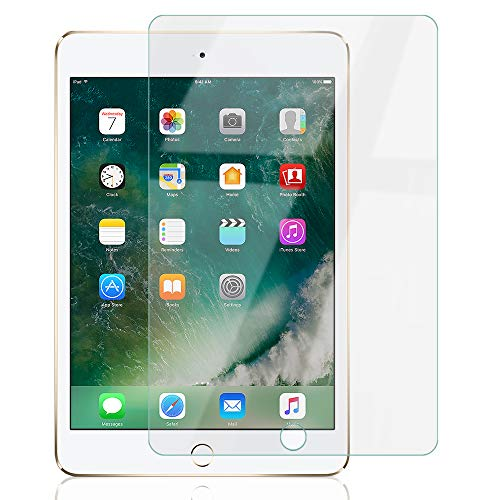 【つるつる】iPad mini4 ガラスフィルム【指紋防止】透明 保護フィルム 日本製ガラス 9H 2.5D 0.3mm【BELLEMOND YP】 iPadmini4 クリア