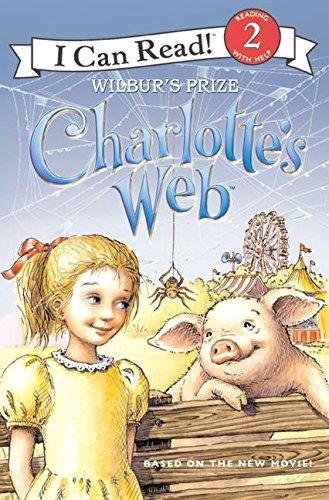 Charlotte's Web: Wilbur's Prize (I Can Read Book 2)の詳細を見る