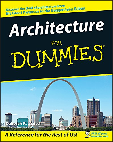 Download Architecture For Dummies (For Dummies Series) 0764553968