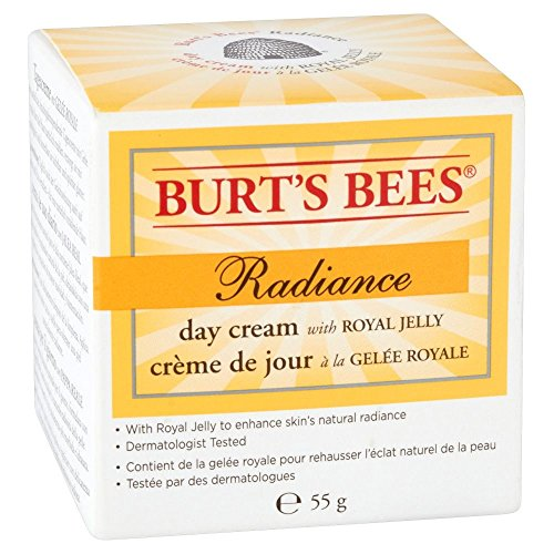 Burt's Bees Radiance Day Creme with Royal Jelly (55g) ローヤルゼリーとバーツビー放射輝度デイクリーム( 55グラム)