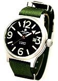 [エアロマチック1912]aeromatic1912 腕時計 ドイツ製二戦ドイツ戦車砲軍用伝説復刻 自動巻A1337 【並行輸入品】