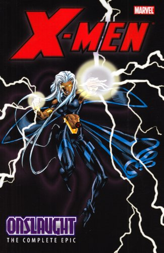 Download X-Men: The Complete Onslaught Epic 3 (X-Men (Graphic Novels)) 0785128255
