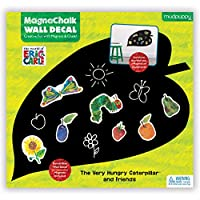 Mudpuppy The World of Eric Carle Very Hungry Caterpillar & Friends (提案なし)壁デカール