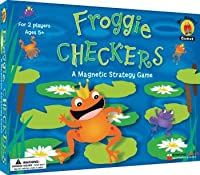 Dowling Magnets Froggie Checkers