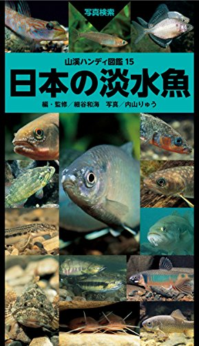RoomClip商品情報 - 日本の淡水魚 (山溪ハンディ図鑑)
