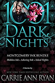 Montgomery Ink Bundle: 3 Stories by Carrie Ann Ryan by [Ryan, Carrie Ann]