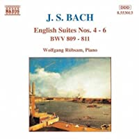 English Suites 2 by J.S. Bach (2013-05-03)