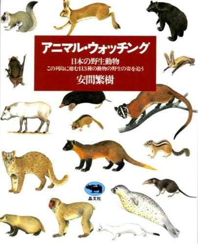 アニマル・ウォッチング―日本の野生動物
