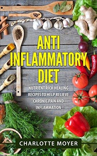 Anti Inflammatory Diet: Cookbo...