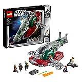 レゴ(LEGO) スター・ウォーズ スレーヴl(TM) – 20周年記念モデル 75243 ブロック おもちゃ 男の子