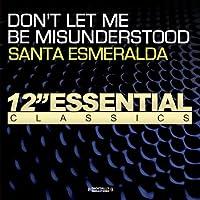 Don't Let Me Be Misunderstood by Santa Esmeralda (2012-12-13)