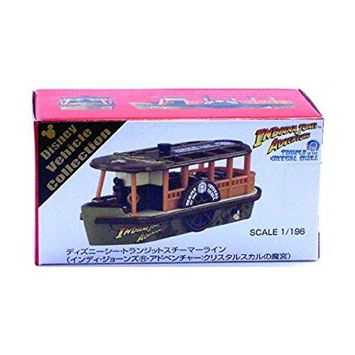 RoomClip商品情報 - 【東京ディズニーシー トランジットスチーマーライン トミカ】 TDS インディージョーンズ Transit Steamer Line Tomica