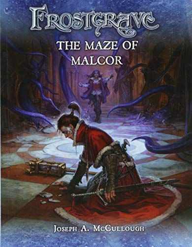 The Maze of Malcor (Frostgrave)