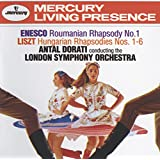 Hungarian Rhapsodies 1-6 / Roumanian Rhapsody