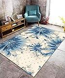 カーペット 城広島 絨毯 店 80X120cm ヨーロッパ系アメリカ人のカーペットの寝室のコーヒーテーブル部屋の居間のカーペット機械洗浄幾何学的要約化ポリエステル洗濯機で洗える
