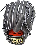 ZETT(ゼット) 野球 硬式 ピッチャー グラブ(グローブ) プロステイタス (右投げ用) BPROG31 ブラック
