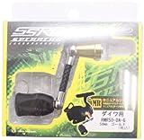 オフィスZPI SSRCスピニングカーボンハンドルRMR50-DA-G