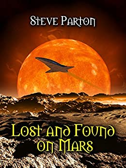 Lost and Found on Mars by [Parton, Steve]