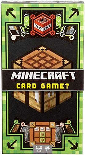 MINECRAFT カードゲーム ボードゲーム 日本語説明書付属 マインクラフト [並行輸入品]
