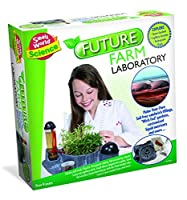 Small World Toys Science - Future Farm Laboratory Kit [並行輸入品]