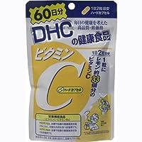 【DHC】ビタミンCハードカプセル 60日分 (120粒) ×10個セット