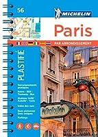 Michelin Stadtplan Paris par arrondissement
