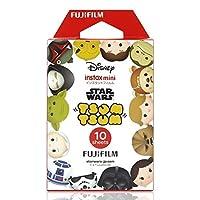 Fujifilm Instax Miniフィルム(10シート、Tsum Tsum Star War)