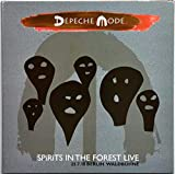 DEPECHE MODE SPiRiTS IN THE FOREST LIVE Berlin Waldbuhne Germany 25.07.2018 Global Spirit Tour 2CD Digisleeve