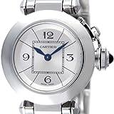 腕時計 ミス パシャ シルバー W3140007 カルティエ画像②